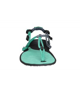 Xero Cloud L Coal Black/Mint Womens