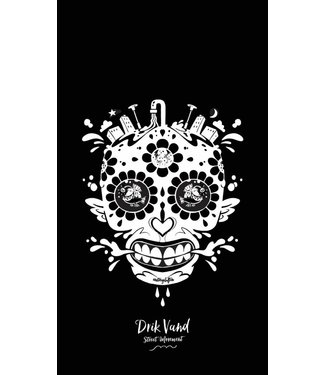 StreetMovement Water Skull 1.0 Black
