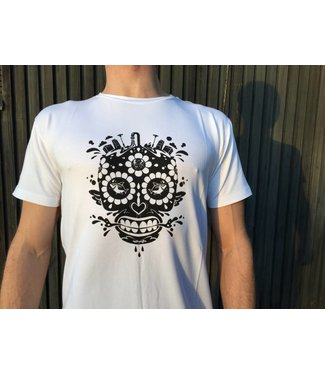 StreetMovement Water Skull 1.0 White/Black