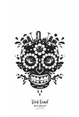 StreetMovement Water Skull 1.0 White/Black