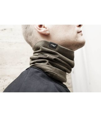 StreetMovement Green Neck Warmer