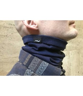 StreetMovement Blue Neck Warmer