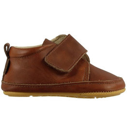 Move By Melton Melton Prewalkers Velcro Cognac