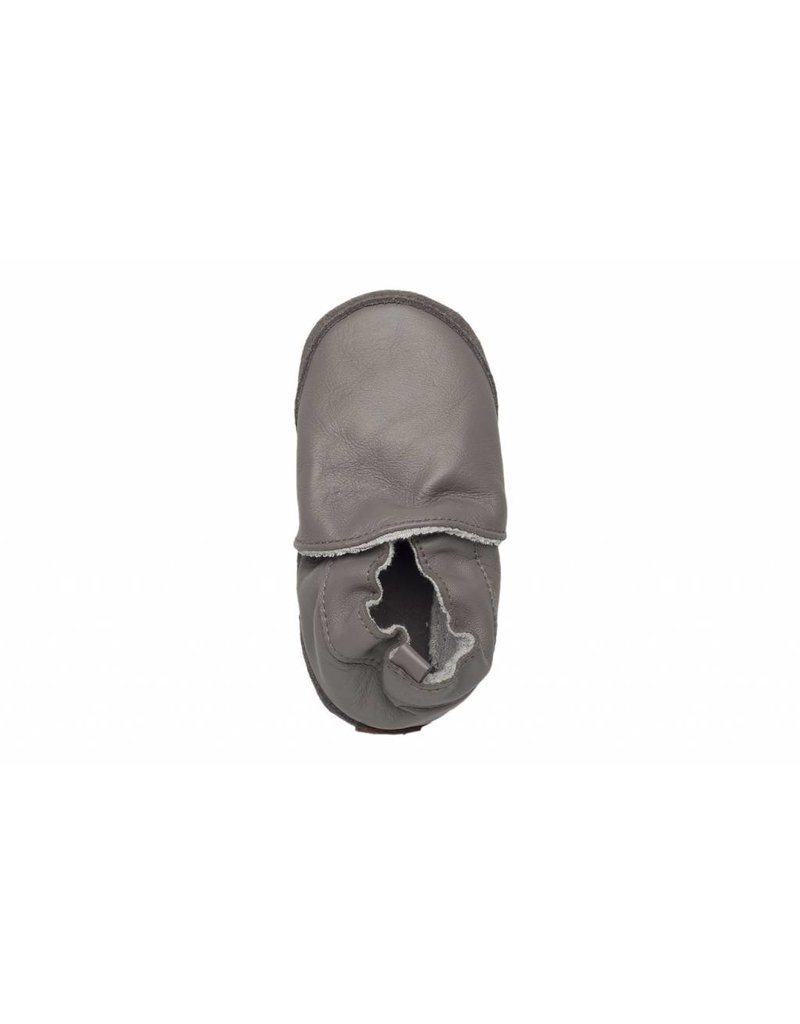 Move By Melton Melton Leather Loafer Grey