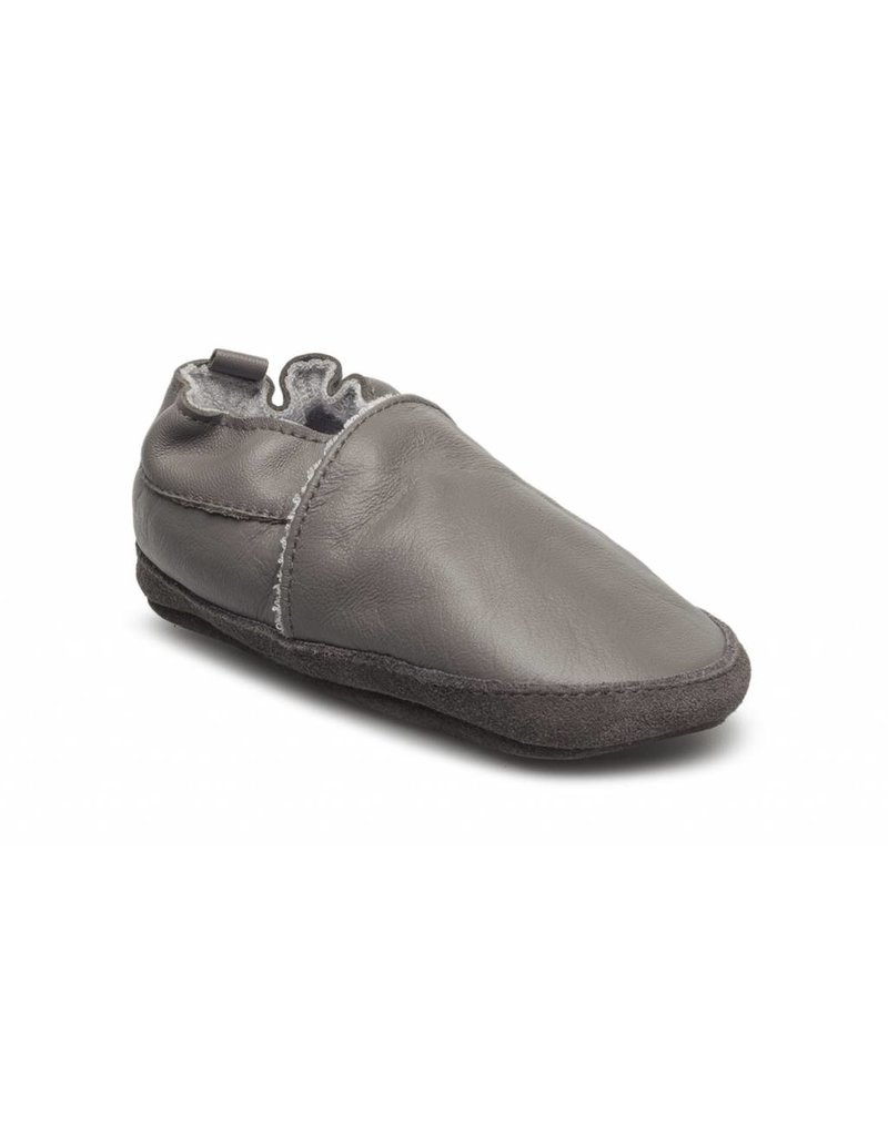 Move By Melton Leather Loafer Grey