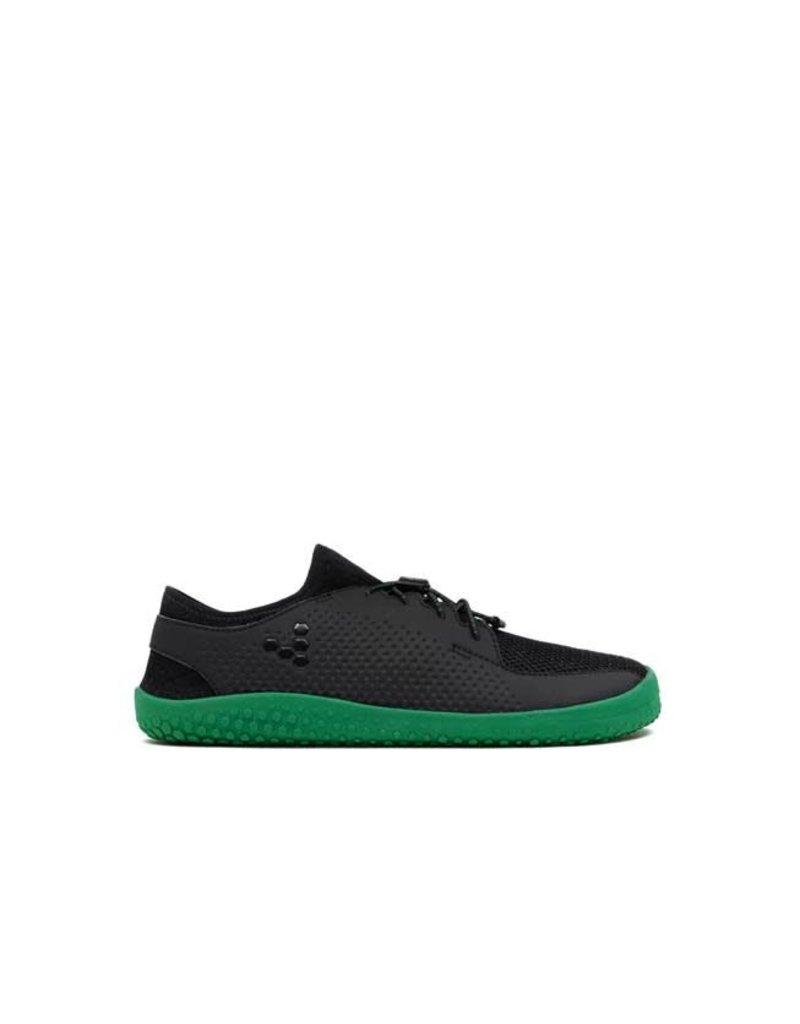 Vivobarefoot Primus Junior Mesh Black/Green