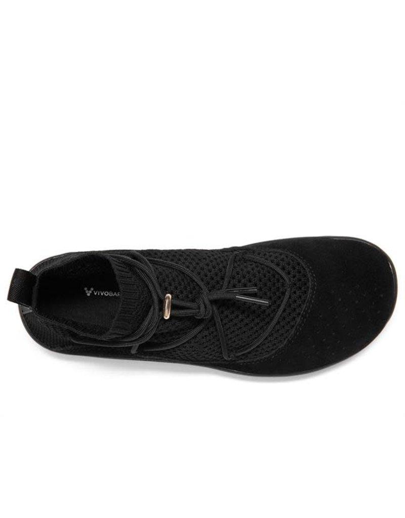 Vivobarefoot Kanna Sock Knit Black