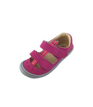 Filii Kaiman Vegan Velcro Textile Pink W