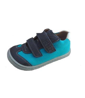 Leguan Velcro Textile Turquoise W