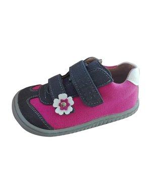 Leguan Velours/Textile Pink W