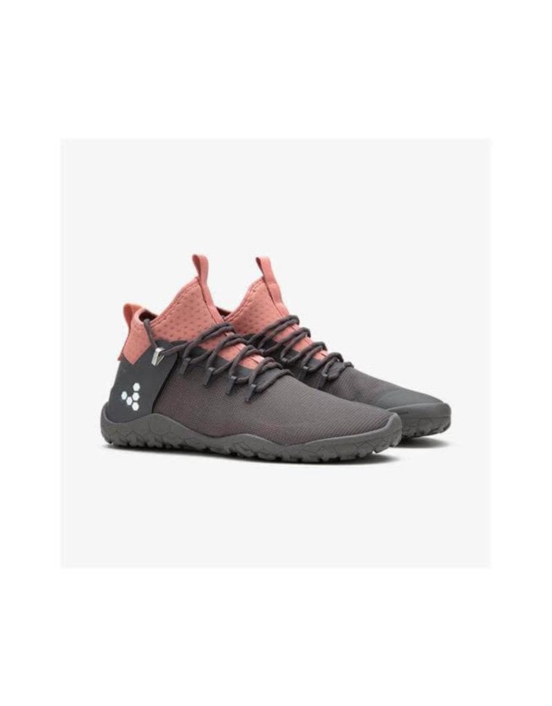 Vivobarefoot Magna Trail L Nylon Grey/Pink