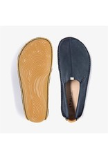 Vivobarefoot Ababa L Navy Leather