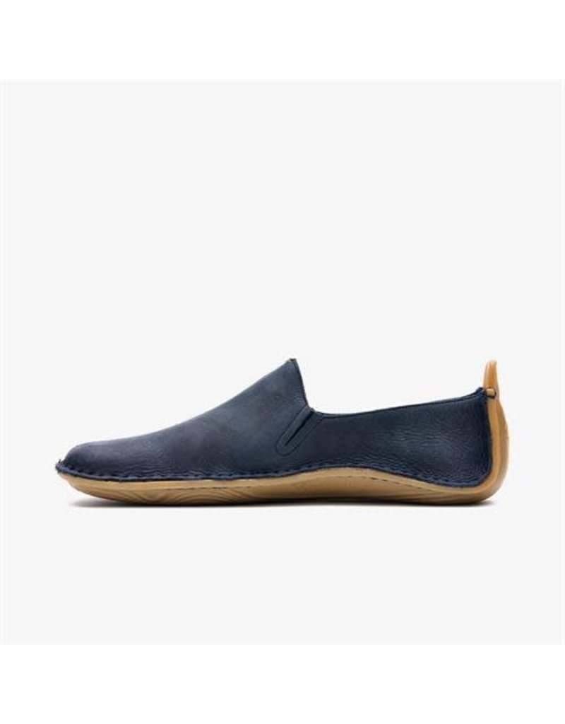 Vivobarefoot Ababa M Navy Leather