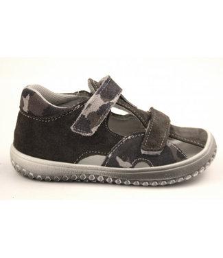 Jonap Grey/Camo Sandal