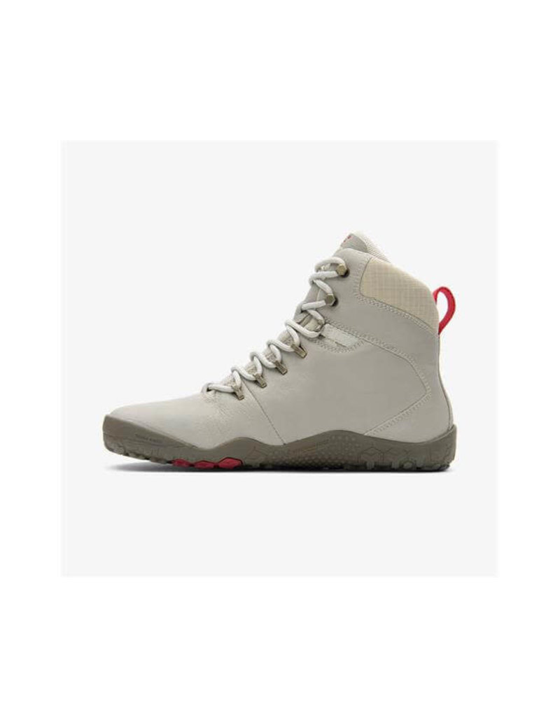Vivobarefoot Tracker L - Cement Cream