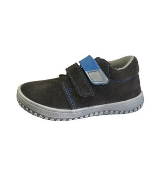 Jonap Sneakers Grey/Blue Suede