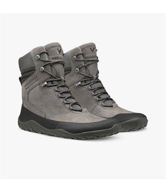 Vivobarefoot Tracker Hi Fg Womens - Dark Grey