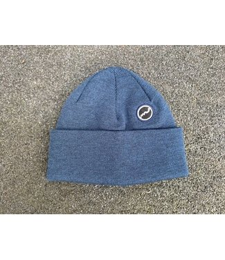StreetMovement Merino Beanie - Dark Blue
