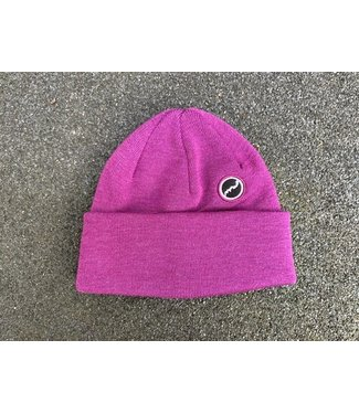 StreetMovement Merino Beanie - Dusty Purple