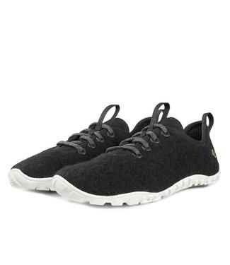 JoeNimble MotionToes Black-Wool