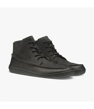 Vivobarefoot Gobi Mocc M Black Leather