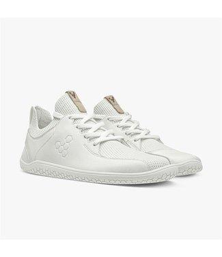 Vivobarefoot Primus Knit Lux M White Leather