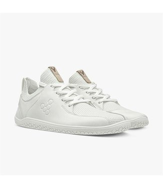 Vivobarefoot Primus Knit Lux W White Leather