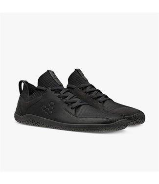 Vivobarefoot Primus Knit Lux M Black Leather