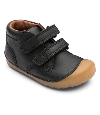 Bundgaard Petit Velcro Black/Gum