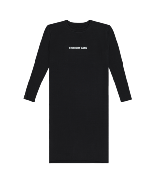 Wolfgang Clothing Lazy Warm - Territory Gang - Black