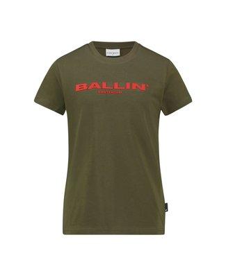 Ballin T-Shirt - Ballin GROEN
