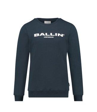 Ballin Crewneck Sweat - Ballin BLAUW