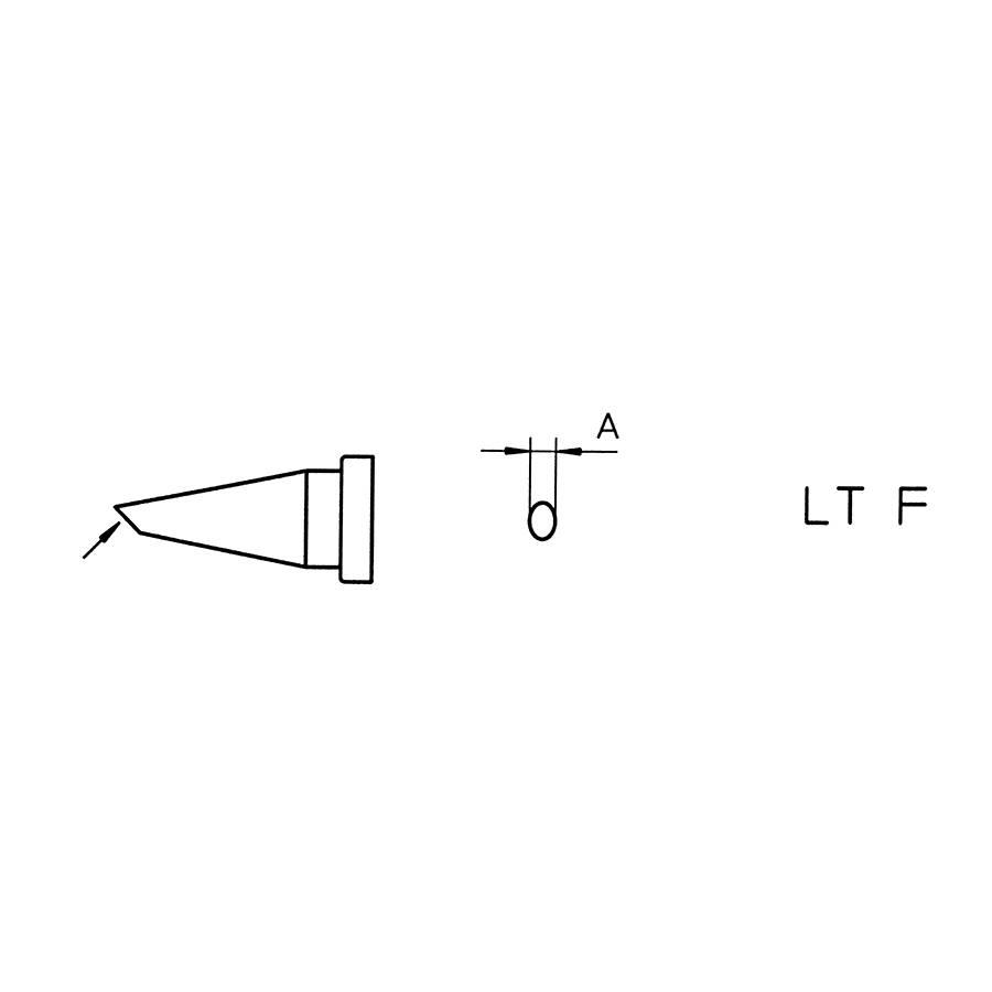 Soldeerstift LT F