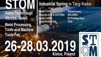 INVITATION to the STOM Blech in Kielce (Poland)