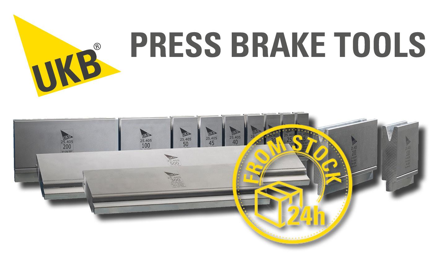 UKB-Press brake tools