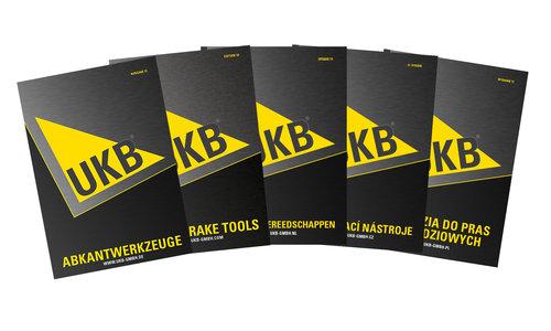 UKB-Bestelling catalogus