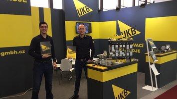 UKB @ MSV exhibition in Brno (CZ)