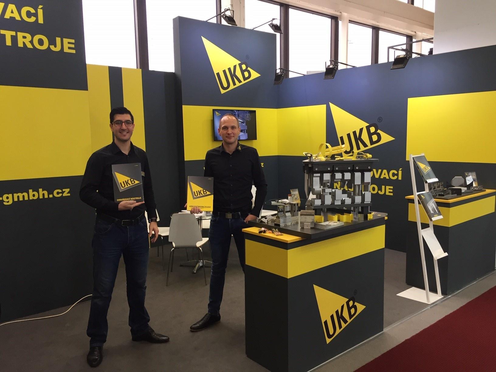 UKB @ MSV exhibition v Brno (CZ)