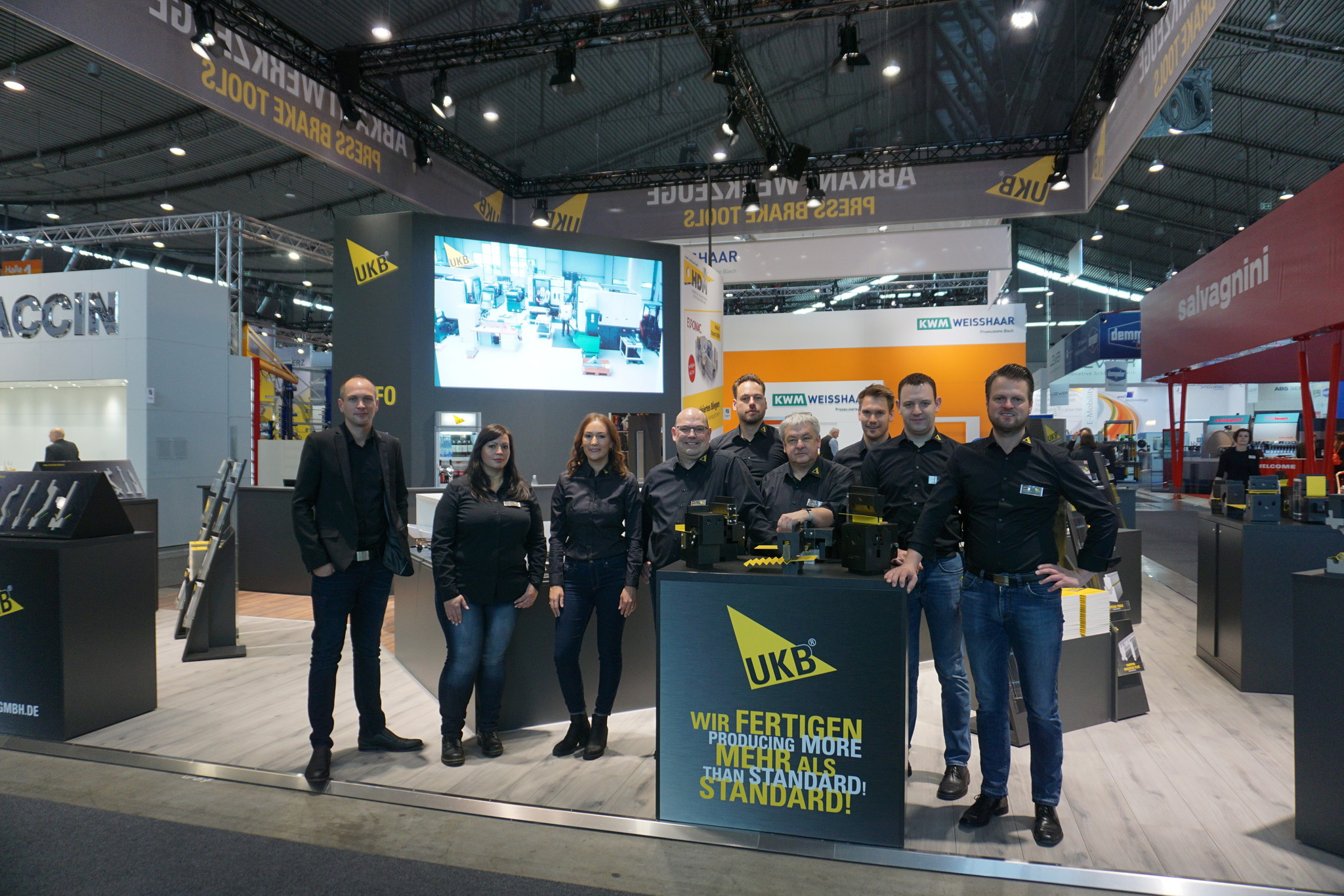 Blechexpo 2019 - Thank you for your visit