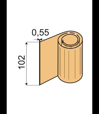 Ochranné fólie Shore 60 A, VU 0,55 x 102
