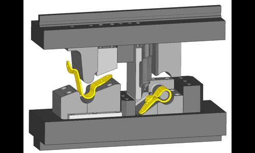 3D-модели Двухстанционный инструмент