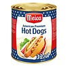 American Hot Dogs 32 + 1 gratis - 1650g x 4 - Tray