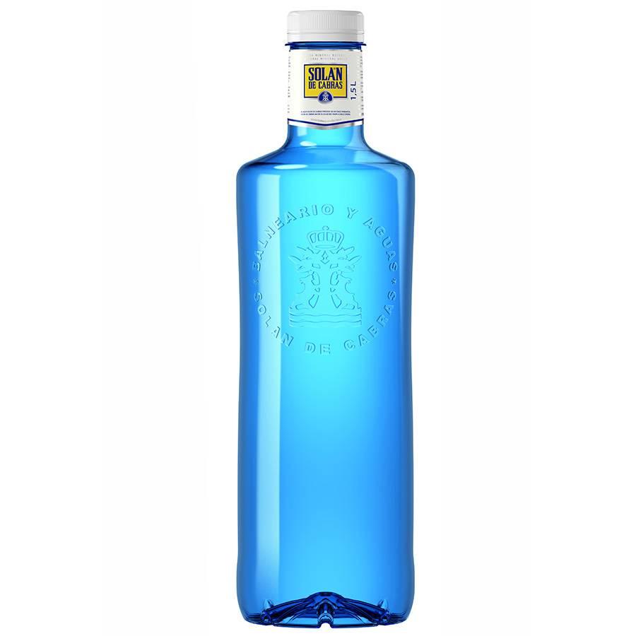 Mineraalwater - 1.5l x 6 - PET (Statiegeld)