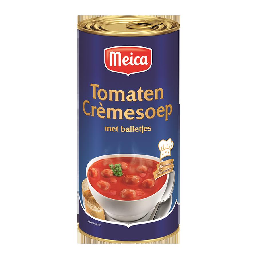 Tomaten Cremesoep - 1.6L x 6