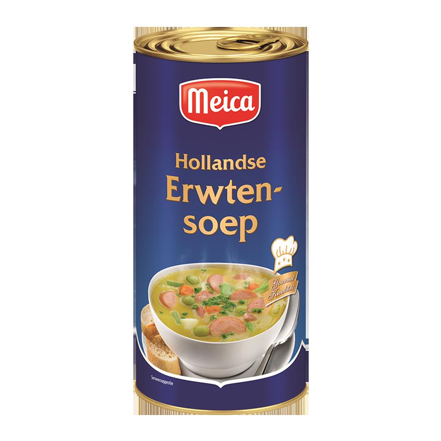 Hollandse Erwtensoep - 1.6L x 6