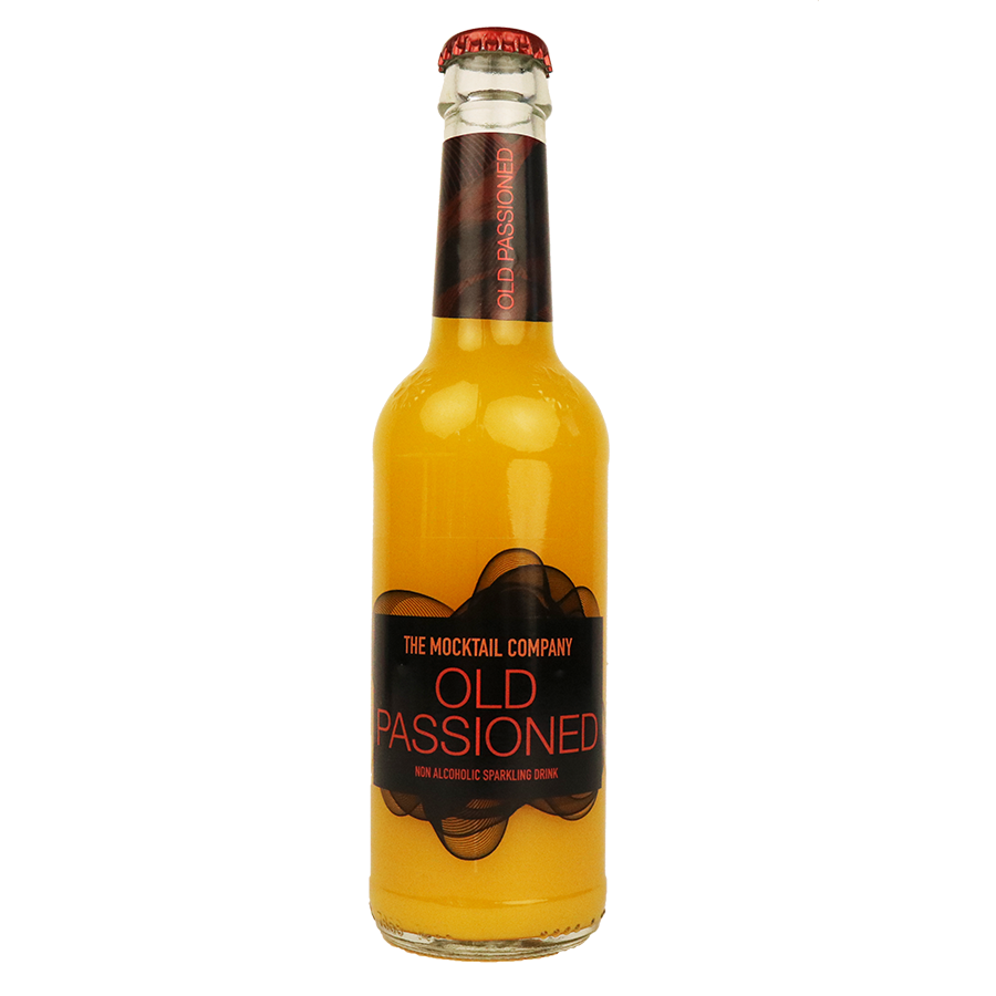 Old Passioned - 24 x 275ml - Glas