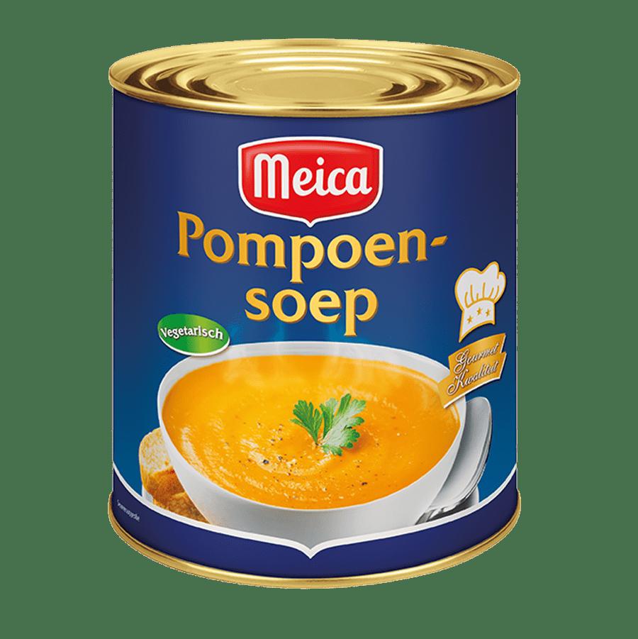 Pompoensoep - 3l x 4 - Tray