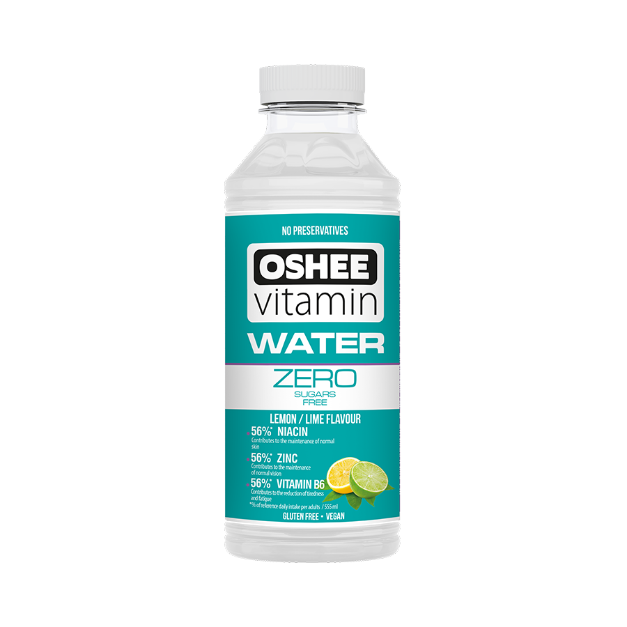 Vitamin Water Zero - 555ml x 6 - PET