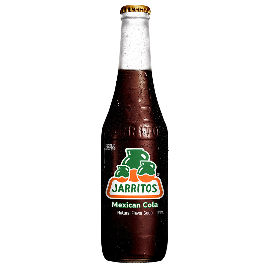 Limonade Mexican Cola 370ml x 24, glas