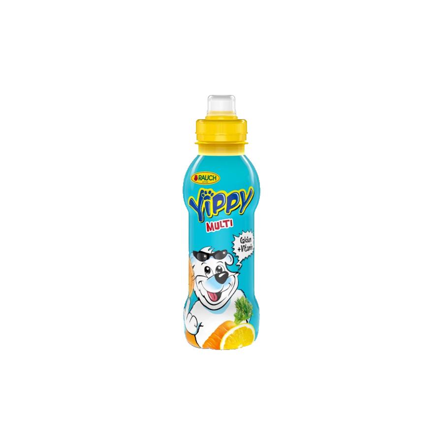 Yippy Limonade Multi, 330ml x 12 pet fles